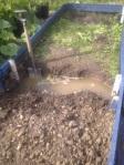 slow drainage