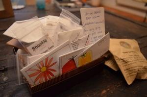 last seed parcel