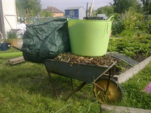 wheelbarrow extensions