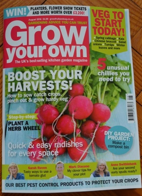 GYO cover Aug 2016 edition